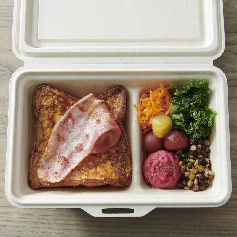 プルミエメBOX〈フレンチトースト・オリーブオイル・チーズ〉
