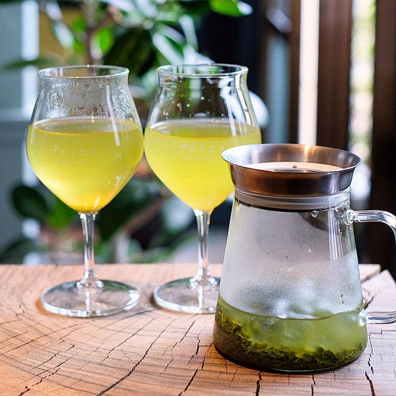 アールグレイ緑茶〈H・I〉