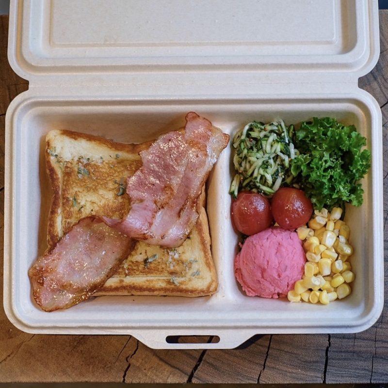 プルミエメBOX〈鉄板オリーブオイルトースト〉