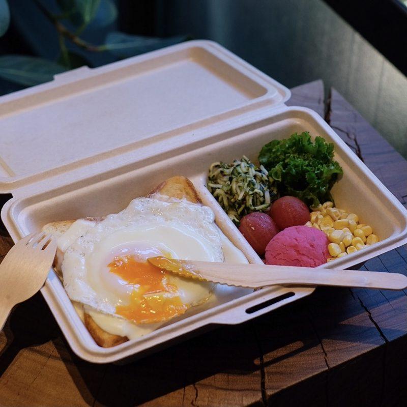 プルミエメBOX〈鉄板クロックマダム風トースト〉